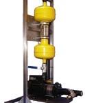 yellow pump